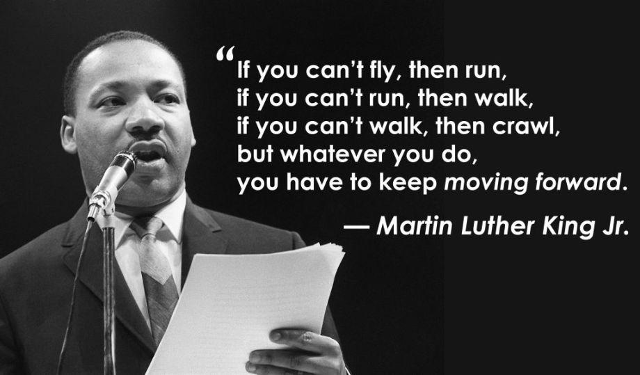 Happy Birthday, Martin Luther King Jr!